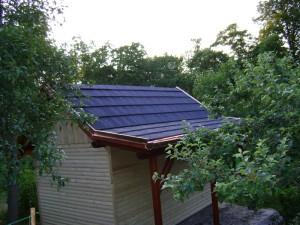 Zahradní domek Chotěboř